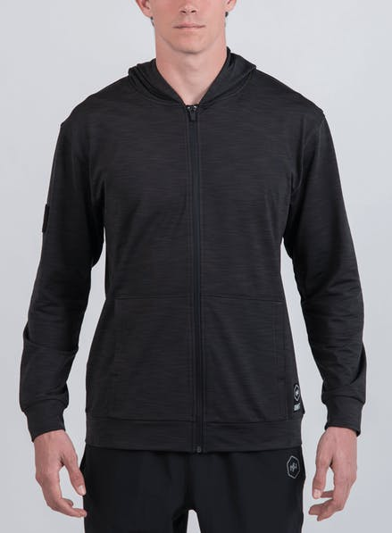 Training Tech Fleece Full-Zip Hoodie Hero Image