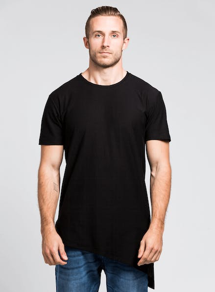 Asymmetric Tee Hero Image