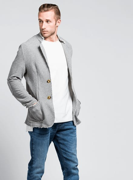 Knit Blazer Bonus Image