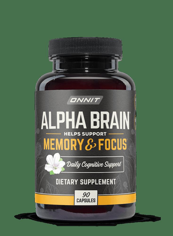 Alpha BRAIN®