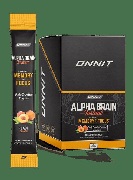Alpha Brain Instant Onnit