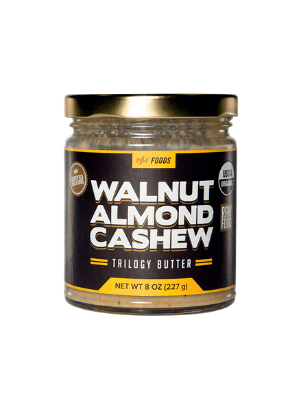 Walnut Almond Cashew Trilogy Butter Photo