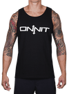 Onnit Type Tank Top Black/White