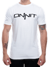 Onnit Type Bamboo T-Shirt White/Black