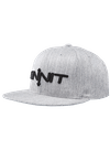 Onnit Type Flexfit Ballcap Gray Heather/Black