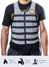 10lb Hyper Vest PRO Gray/Black