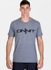Onnit Type Tri-Blend T-Shirt Hero Image