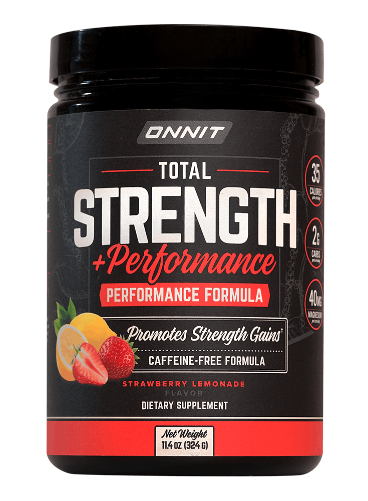 Total Strength + Performance