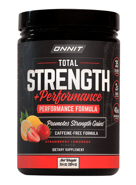 Total Strength + Performance Photo