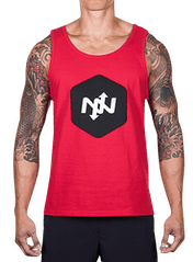 Hex Two-Tone Tank Top Hero Image