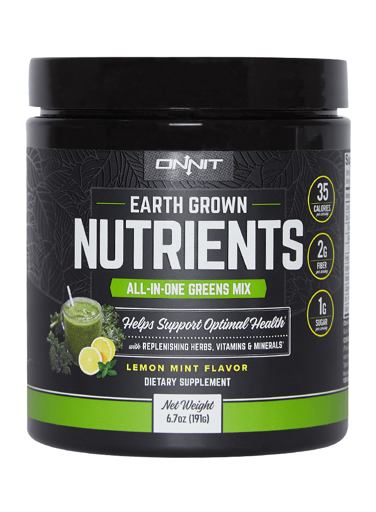 Earth Grown Nutrients