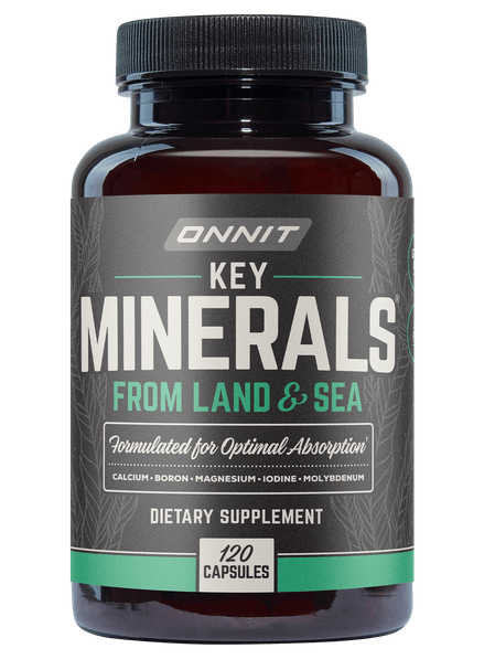 Key Minerals Photo