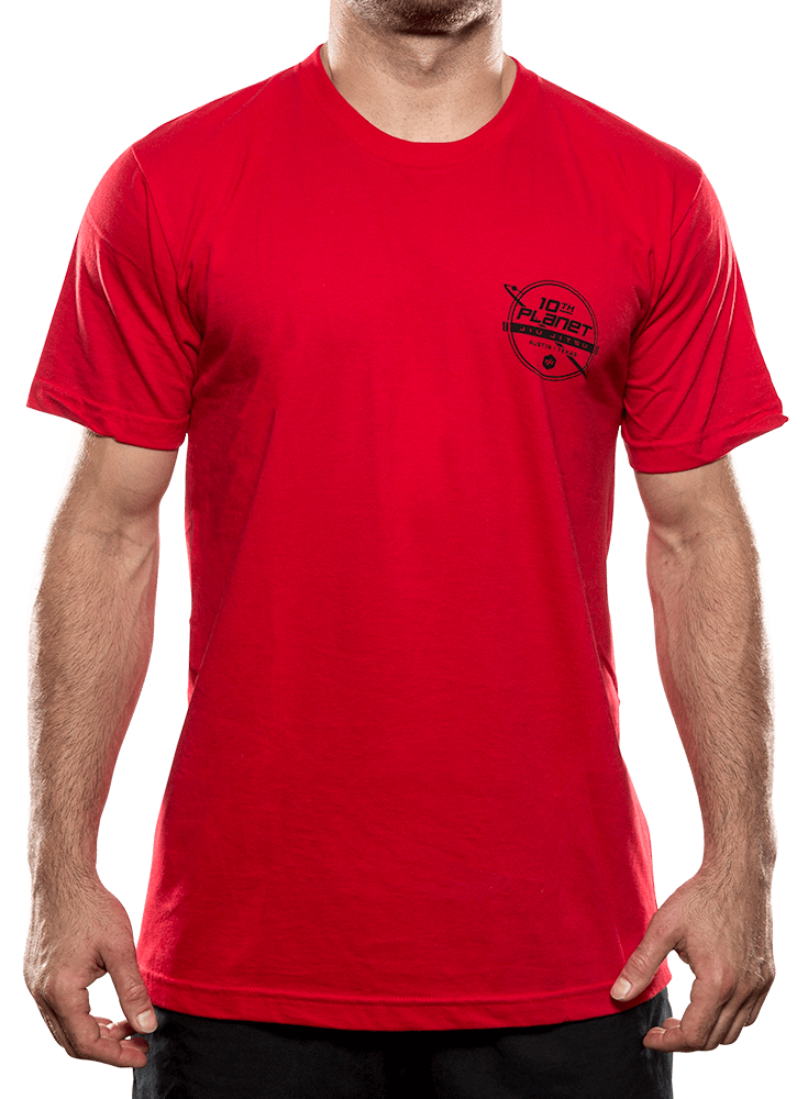 10th Planet Orbit T-Shirt