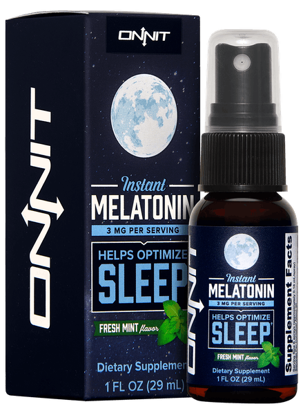 Whole Foods Melatonin Spray