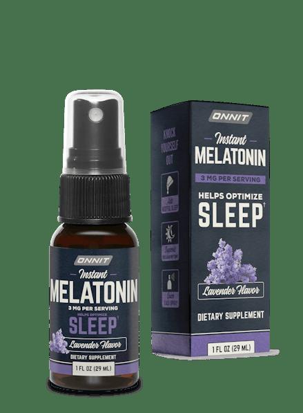 Instant Melatonin Spray