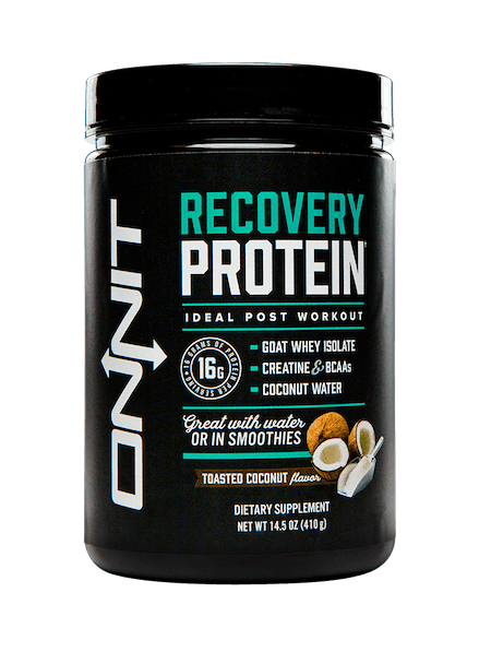 Recovery Protein Photo