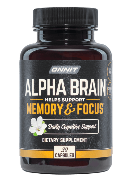 Alpha BRAIN® (30ct)