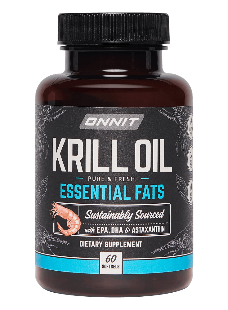 Krill oil 3 major benefits you need to know onnit for Fish oil benefits for men