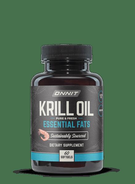 Krill Oil Photo