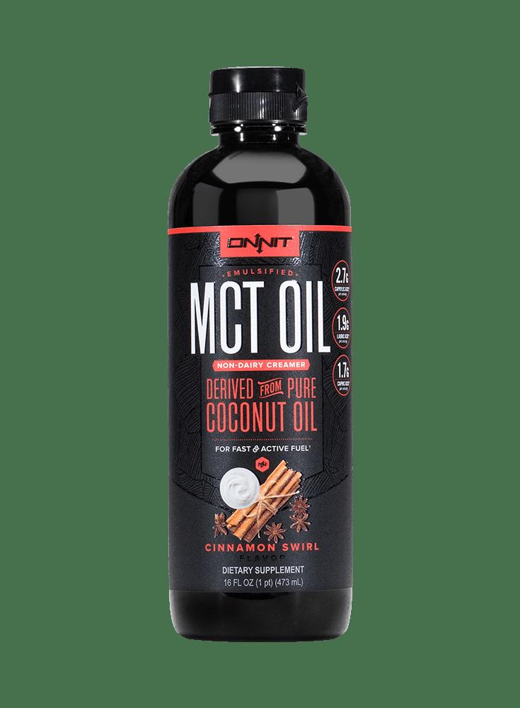Emulsified MCT Oil