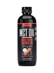 Emulsified MCT Oil - Cinnamon Swirl