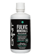 Fulvic Minerals Concentrate