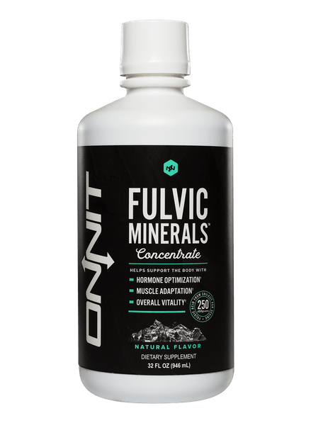 Fulvic Minerals