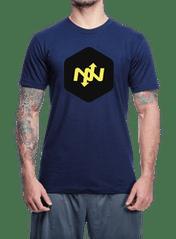 Hex 2-Tone T-Shirt Hero Image