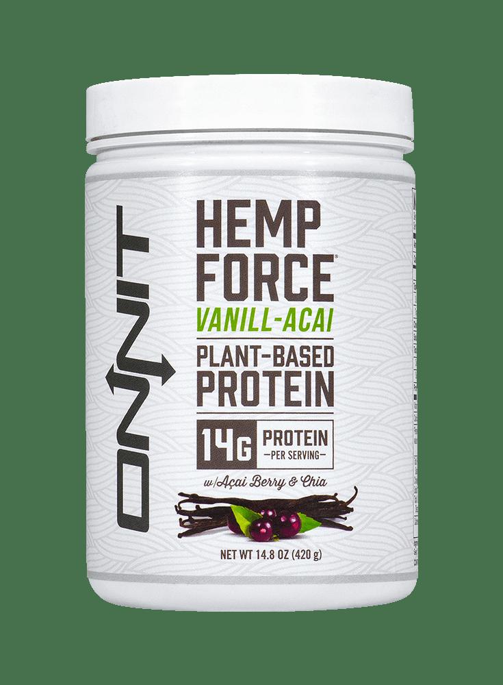 Hemp FORCE™ Vanill-Açaí