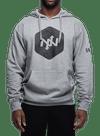 Hex HD Hooded Sweatshirt Gray Heather/Black