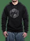 Hex HD Hooded Sweatshirt Black/Black