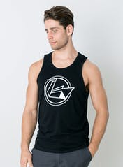 Black Swan Logo Tank Top Hero Image