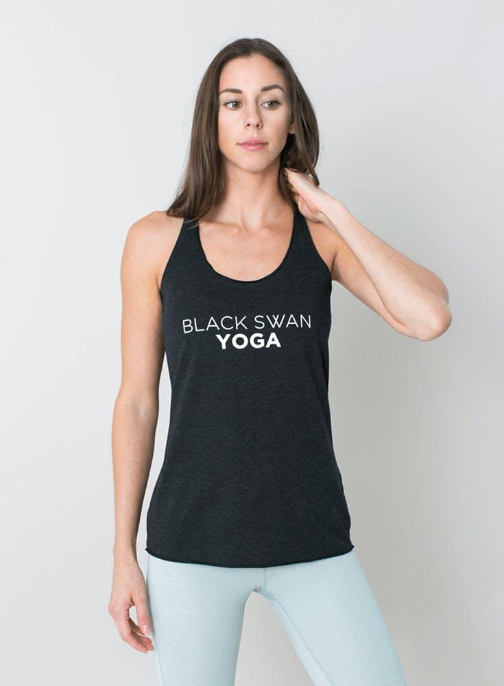 Black Swan Yoga Racerback