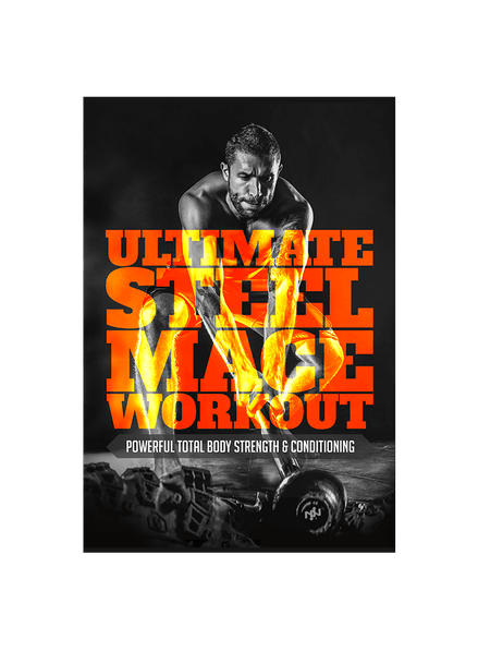 Battle Ropes For Sale >> Ultimate Steel Mace Workout | Onnit