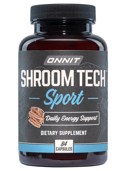 Shroom Tech Sport Cordyceps Supplement Onnit