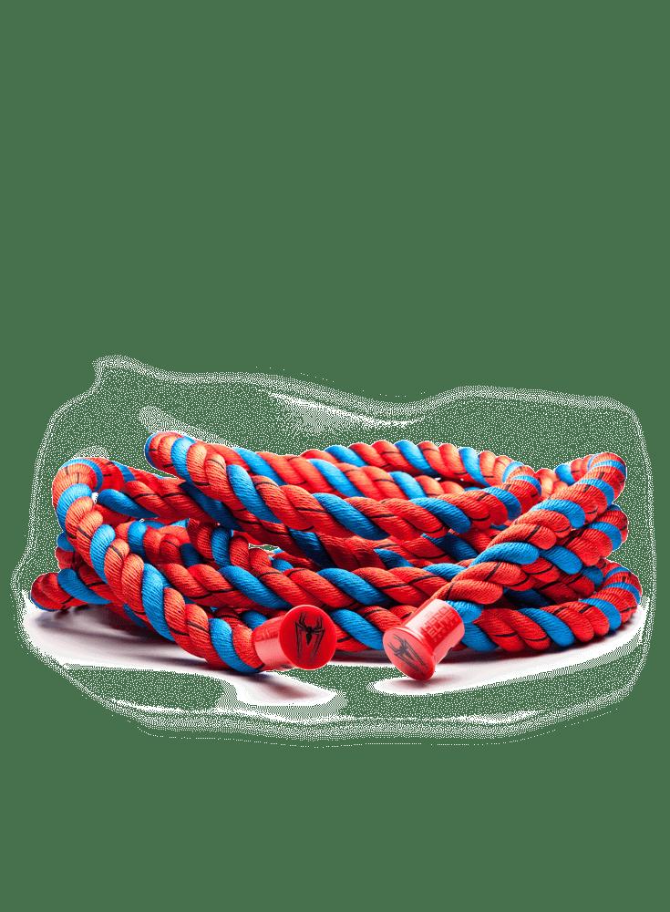 Spider man battle ropes