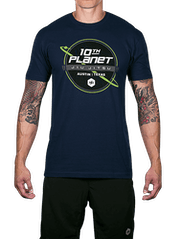 10th Planet Topography T-Shirt Hero Image
