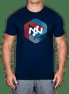 Transit T-Shirt Navy/Multi