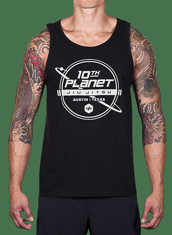 10th Planet Orbit Tank Top