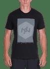 Hardline T-Shirt Black/White