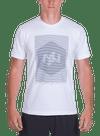 Hardline T-Shirt White/Black