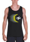 Tracer Tank Top Black/Multi