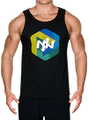 Transit Tank Top Black/Multi
