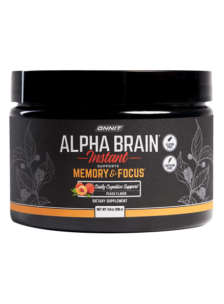 Alpha Brain Instant Onnit