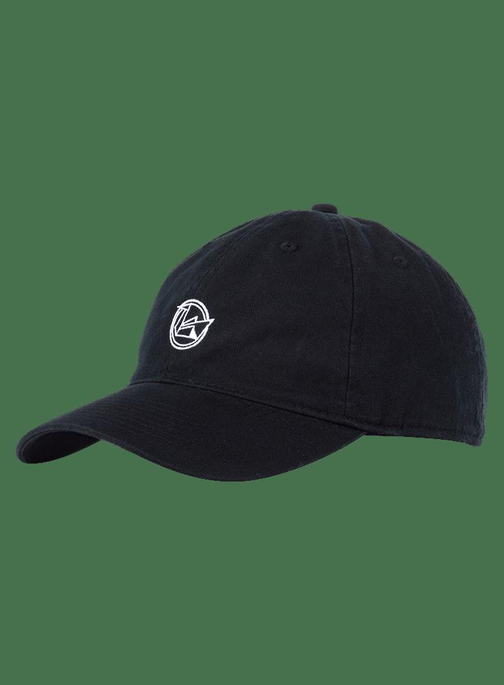 Black Swan Logo Cap