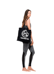 Black Swan Yoga Tote Bag Hero Image