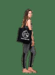 Black Swan Yoga Tote Bag Hero Image