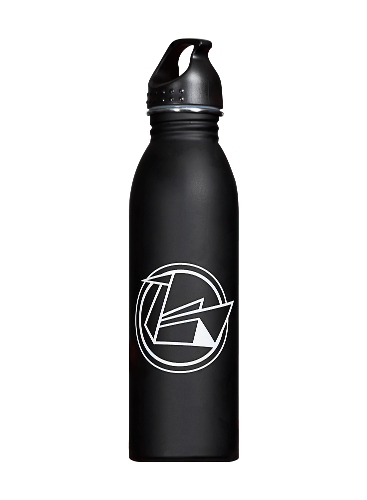 Black Swan Yoga Water Bottle