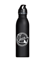 Black Swan Yoga Water Bottle Hero Image