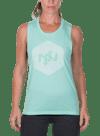 Hex Tonal Muscle Tee Mint/Mint